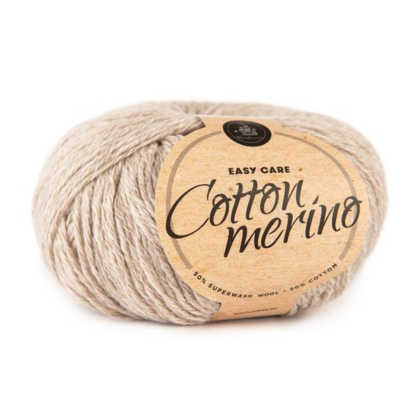 Mayflower Cotton Merino Sand