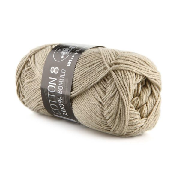 Mayflower Bomuld Beige