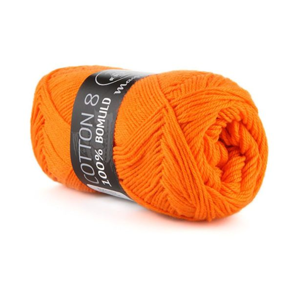 Mayflower Bomuld Orange