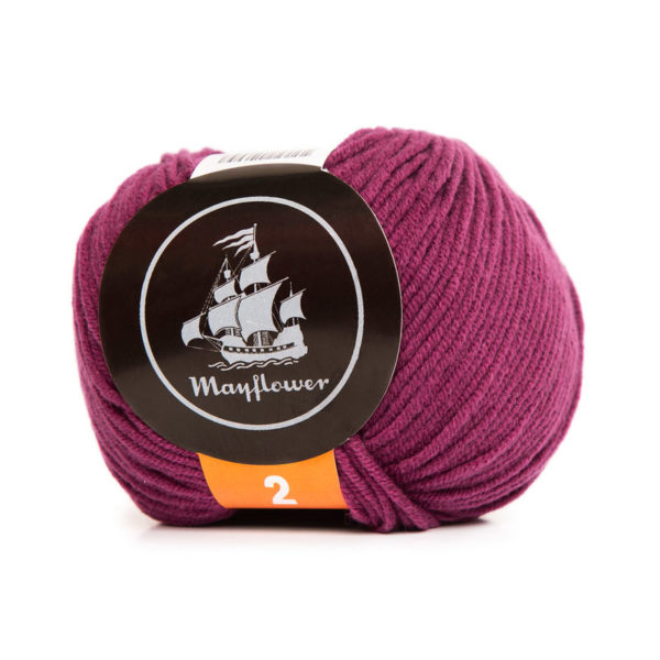 Mayflower Cotton 2 Blomme