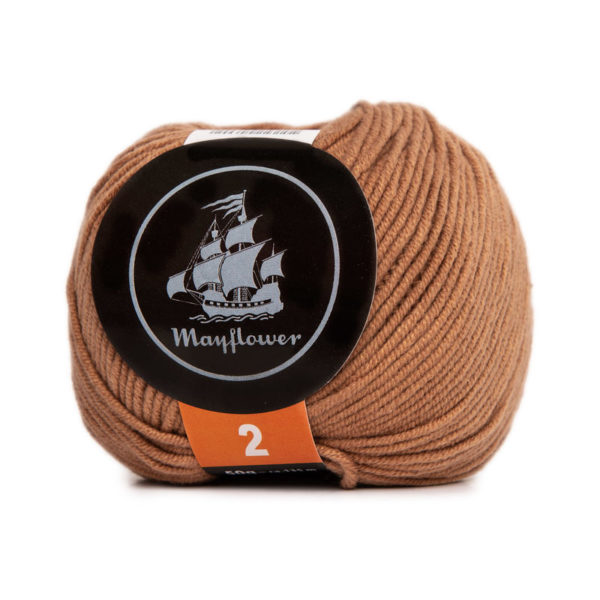 Mayflower Cotton 2 Camel