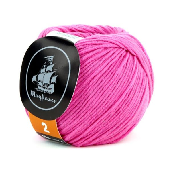 Mayflower Cotton 2 Pink
