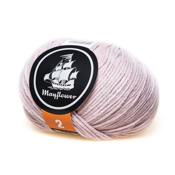 Mayflower Cotton 2 Rosa