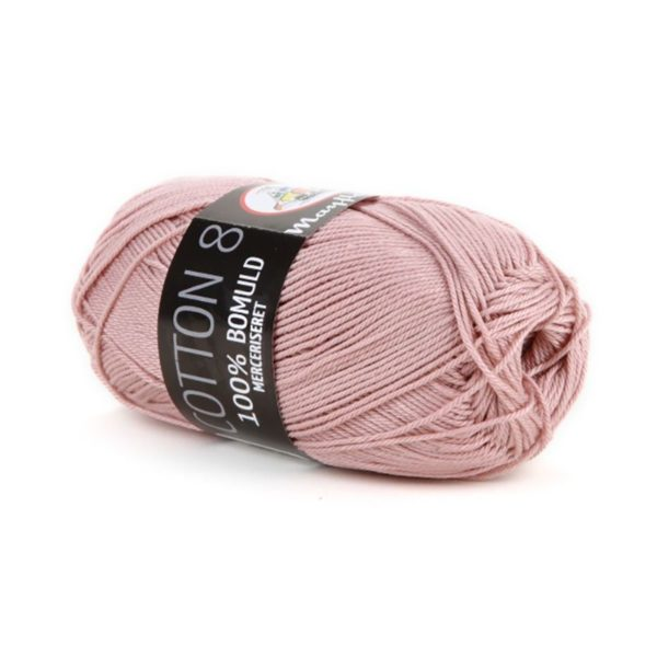 Mayflower Cotton 8/4 Merc. Lys Rosa