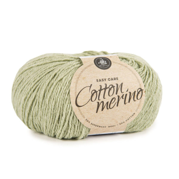 Mayflower Cotton Merino Solid Desert Sage