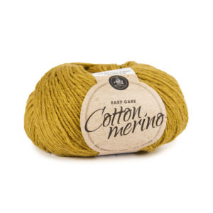 Cotton Merino Solid Oliven