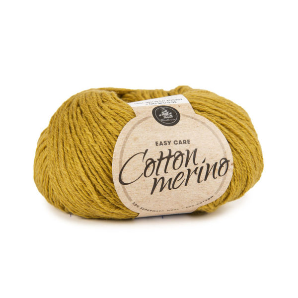 Mayflower Cotton Merino Solid Oliven